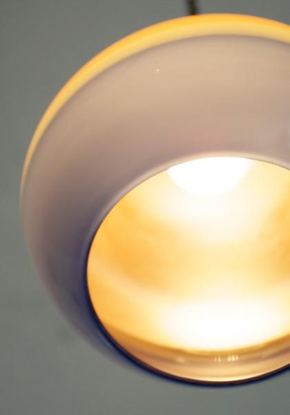 宙吹きガラスの照明:layer lamp レイヤーランプ
