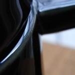 波佐見焼 HASAMI(ハサミ)ブロックマグ ブラック 黒