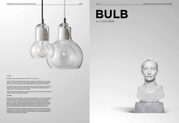 ペンダントランプ:BULB