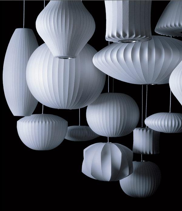 GEORGE NELSON BUBBLE LAMP:ジョージネルソン ネルソンバブルランプ