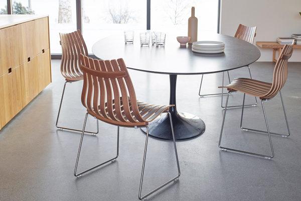 Norwegian Icons Scandia chair ノルウェイジャンアイコンズ スカンディア 木製ダイニングチェア