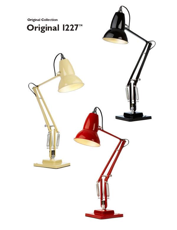 ANGLEPOISE Original 1227 Desk lamp アングルポイズ デスクランプ