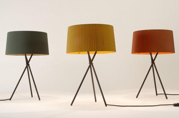 Santa&Cole tablelamp Tripode M3 サンタ&コール テーブルランプ 新色