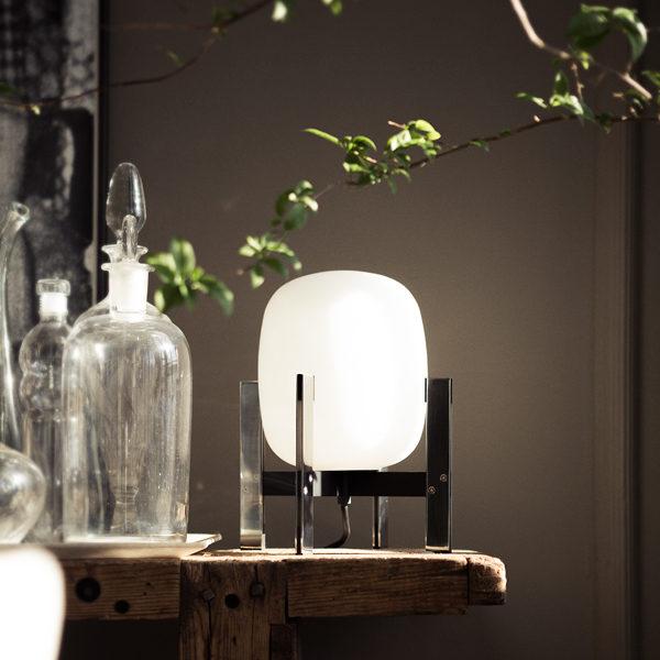 Santa&Cole standlamp Cestita_Metalica サンタ&コール フロアランプ テーブルランプ セスタ メタリカ