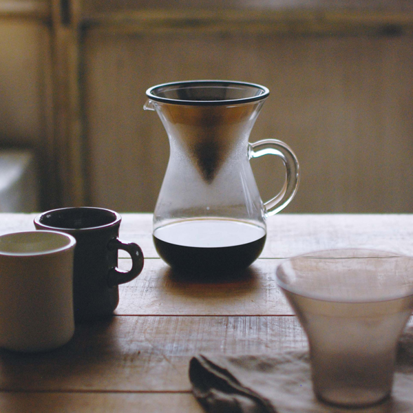 KINTO SLOW COFFEE STYLE キントー コーヒー カラフェセット