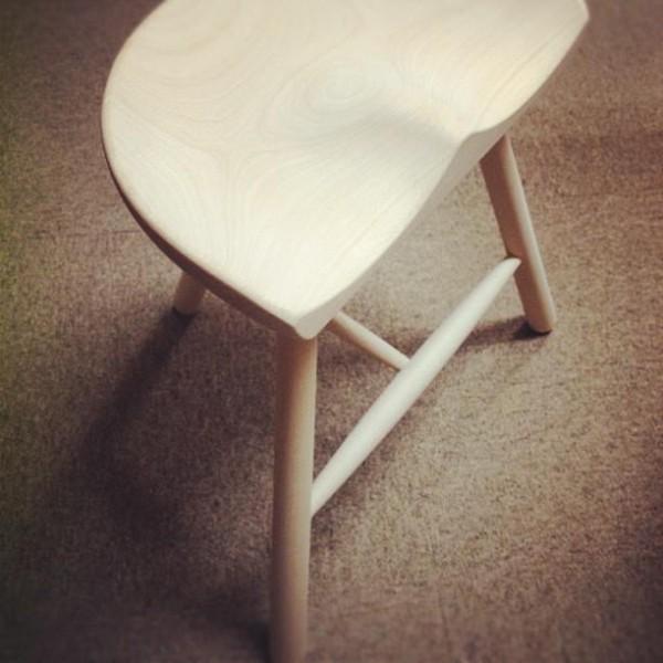 靴職人の椅子、シューメーカーチェア No.49