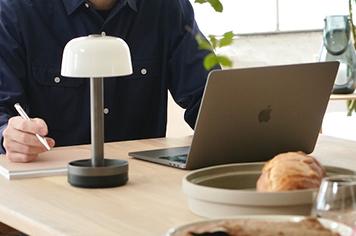 ROSENDAHL Soft Spot Table Lamp ローゼンダール ソフトスポットテーブルランプ