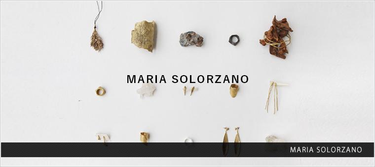 Maria Solorzano マリア・ソロザノ